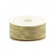Beadalon Nymo Wire 0.3mm Sand Beige