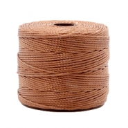 Nylon S-Lon cord 0.6mm Copper Brown