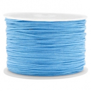Macramé bead cord 1.0mm Sky Blue