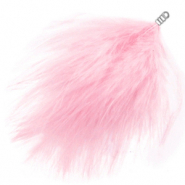 Feathers plush Icing Pink