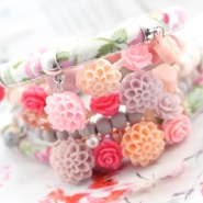 Inspirational Sets Flowery jewellery