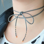 Inspirational Sets Chokers with bow