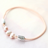 Inspirational Sets Trendy jewellery with classic freshwater pearls