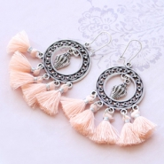 Inspirational Sets Statement earrings with tassels and matching jewellery